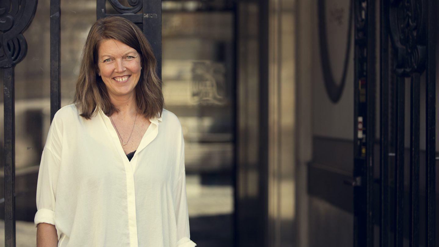Hege Gundersen - forlagssjef - Universitetsforlaget