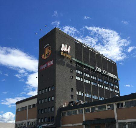 Kaffetårnet Filipstad - Ali kaffe - Universitetsforlaget