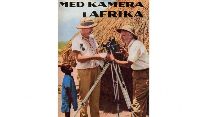 Med kamera i Afrika