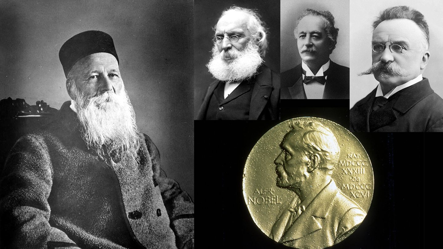 Nobelprisvinnere - Universitetsforlaget