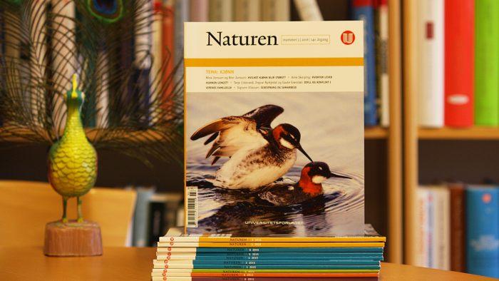 Naturen - Universitetsforlaget