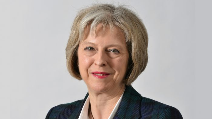 Theresa May - Torild Skard - Universitetsforlaget
