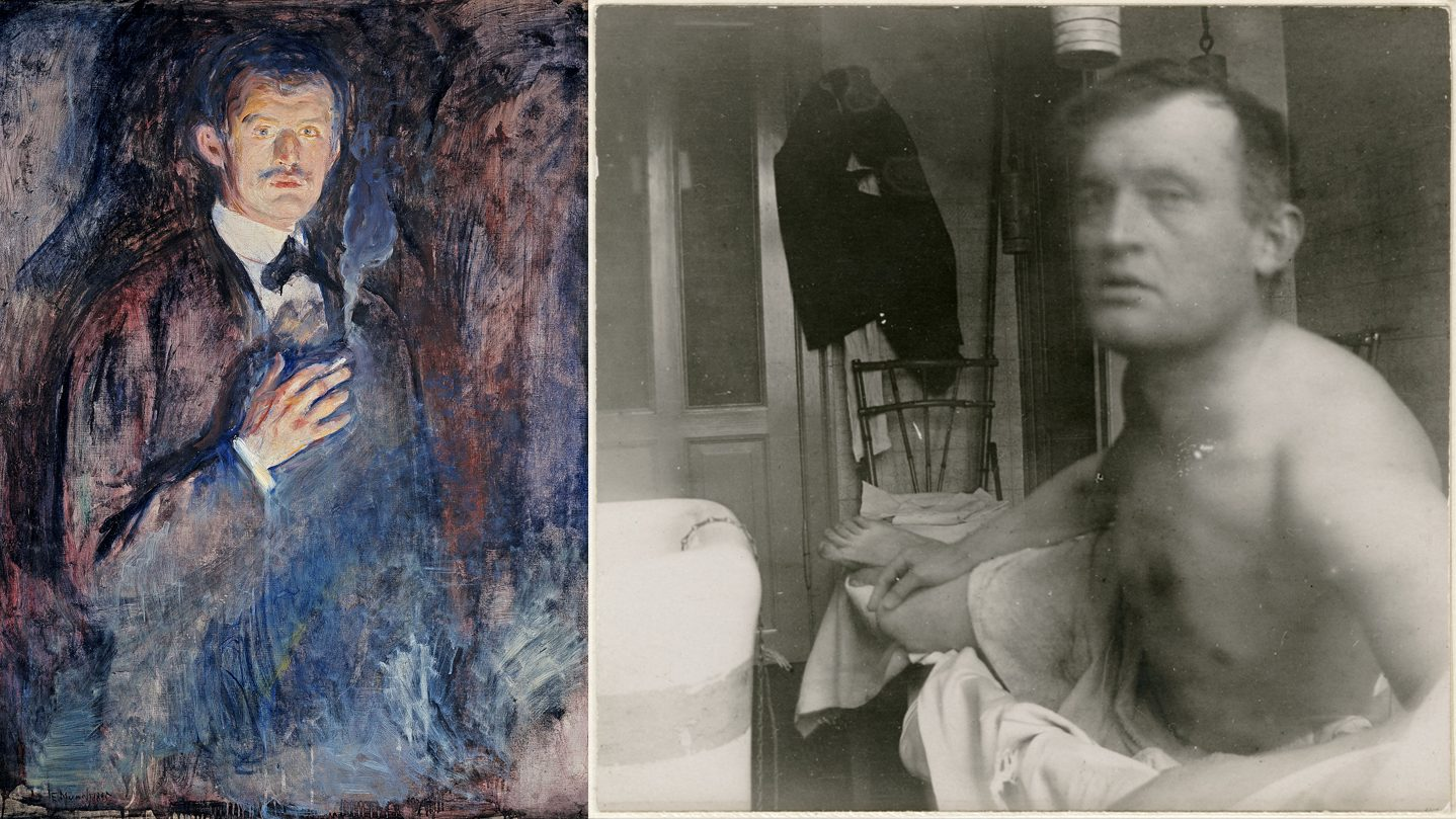 Munch - Selfie - Universitetsforlaget