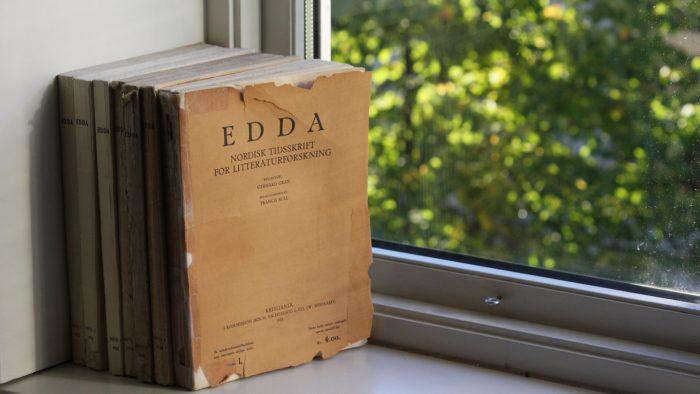 Edda---Tidsskrift-Litteraturkritikk-Universitetsforlaget