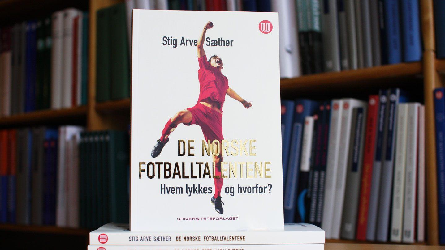 De-norske-fotballtalentene-Sæther-Universitetsforlaget