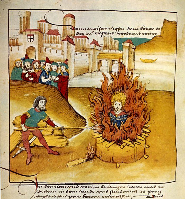 Jan-Hus_Diebold-Schilling-the-Older_hva-er-middelalderen