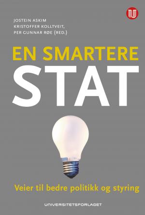En smartere stat_omslag_Universitetsforlaget