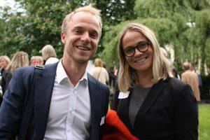 Christer Viksaas Grandal og Stella Oskarsdottir Wehrmann_Universitetsforlaget