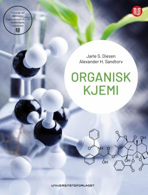 Jarle Sidney Diesen og Alexander H. Sandtorv har skrevet boken Organisk kjemi.