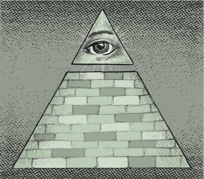 «Det altseende øyet»